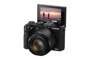 Die Canon Powershot G3 X