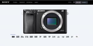 Blitzschnell, scharf und kompakt: Die Sony Alpha 6000