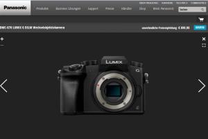 Bildhaft schönes Preis-/Leistungsverhältnis: Panasonic Lumix G70