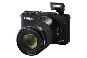 Canon EOS M10 mit 15-45mm-Setobjektiv: Spiegellose für Einsteiger