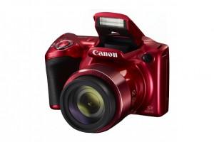 Zwei neue Superzoom-Modelle von Canon: PowerShot SX540 HS und SX420 IS