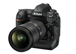 Die neue Nikon D5 DSLR