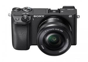 Mit blitzschnellem Autofokus: Die neue Sony Alpha 6300