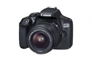 Das Einsteigergerät Canon EOS 1300D