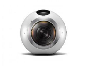 Rundum-Versorgung: Die Samsung Gear 360