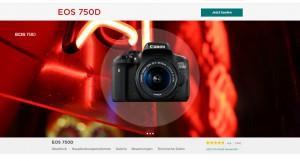 Zwei neue DSLR-Kameras von Canon
