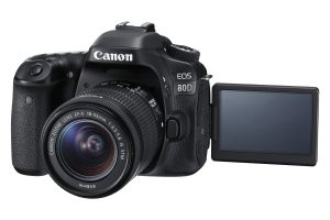 Canon EOS 80D: Solide Kamera mit Bedienkomfort