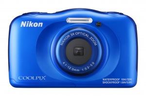 Nikon Coolpix W100: Bunt, kompakt und robust