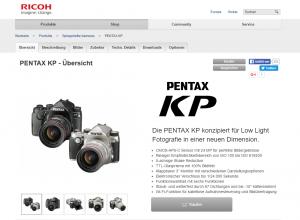 Pentax KP: Besonders stark bei schwachem Licht