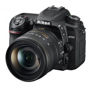 Nikon D7500: Amateurin mit Profi-Ambitionen