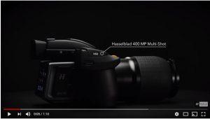 Neue Hasselblad-Kamera: 400 MP-Bilder für 48.000 Euro