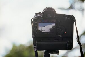 Achtung Aufnahme: Filmen mit Digitalkameras