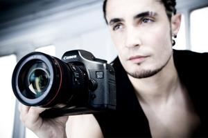 Die Canon EOS 5D mit Vollformatchip (Foto: Canon)