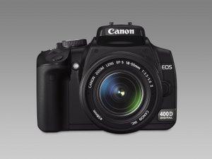 Canon Digitalkamera EOS 400D SLR
