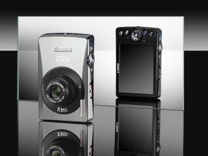 Canon Digitalkamera Ixus 75