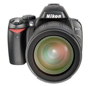 Einstiegs-Kamera für Nikon Fans: Die Nikon Digitalkamera D40