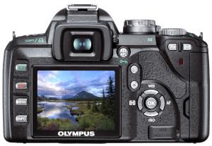 Olympus E-510 (Foto: Olympus)