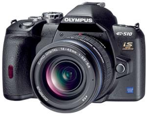 Olympus Digitalkamera E 510 (Foto: Olympus)