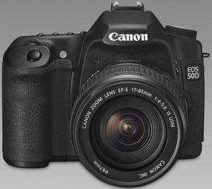 15 Megapixel Digitalkamera Canon EOS 50 D