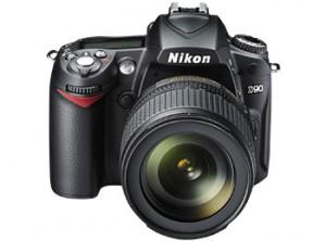 Filmreif: Die Nikon D90 Spiegelreflex Digitalkamera