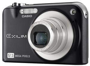 Casio Digitalkamera Exilim Z 1200 mit 12 Megapixel