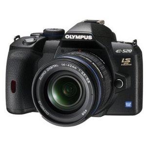 Digitalkamera Olympus E 520