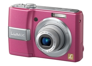 Panasonic Digitalkamera Lumix DMC LS 80