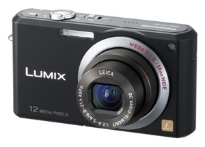 Panasonic Digitalkamera Lumix DMC FX 100