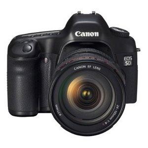 Canon Spiegelreflex Digitalkamera EOS 5 D