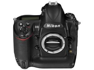 Nikon Spiegelreflex Digitalkamera D 3