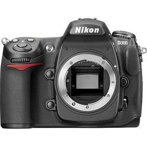 Nikon Spiegelreflex Digitalkamera D 300