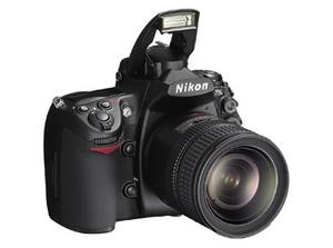 Vollformat: Nikon Spiegelreflex Digitalkamera D 700