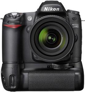 Nikon Spiegelreflex Digitalkamera D 80