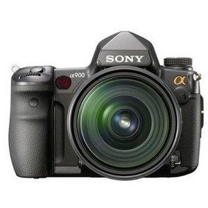 25 Megapixel: Sony Spiegelreflex Digitalkamera A 900