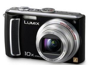 Panasonic Digitalkamera Lumix DMC TZ 5