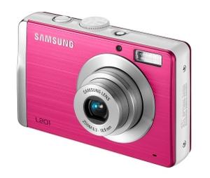 Poppig: Samsung Digitalkamera L 201