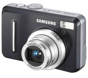 Gut Zoom: Samsung Digitalkamera S 1060