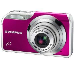 Eigenwillig: Olympus MJU 5000 Digitalkamera