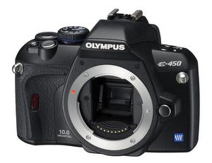 olympus-e-450_spiegelreflex-digitalkamera (Foto: Olympus)