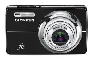 olympus-fe-5000_digitalkamera (Foto: Olympus)