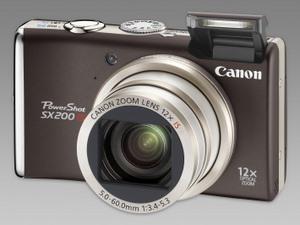 Canon Powershot SX 200 IS (Foto: Canon)