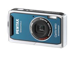 pentax-optio_w60_ digitalkamera (Foto: Pentax)