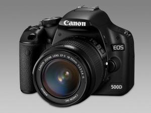 Canon EOS 500D (Foto: Canon)