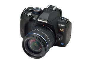 Die neue Digitalkamera Olympus E-620