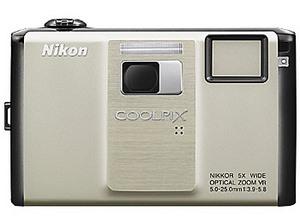 nikon-coolpix-s1000pj (Foto: Nikon)