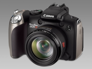 Canon PowerShot SX20 IS Digitalkamera (Foto: Canon)