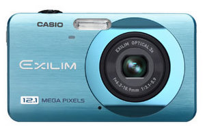 Casio Exilim EX Z 90 Digitalkamera (Foto: Casio)