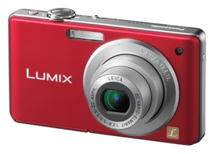 Panasonic Lumix DMC FS6 Digitalkamera (Foto: Panasonic)
