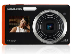 Samsung ST550 Digitalkamera (Foto: Samsung)