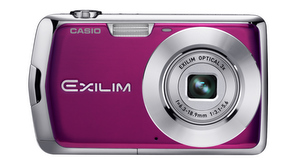 casio exilim ex z 2 digitalkamera (Foto: Casio)